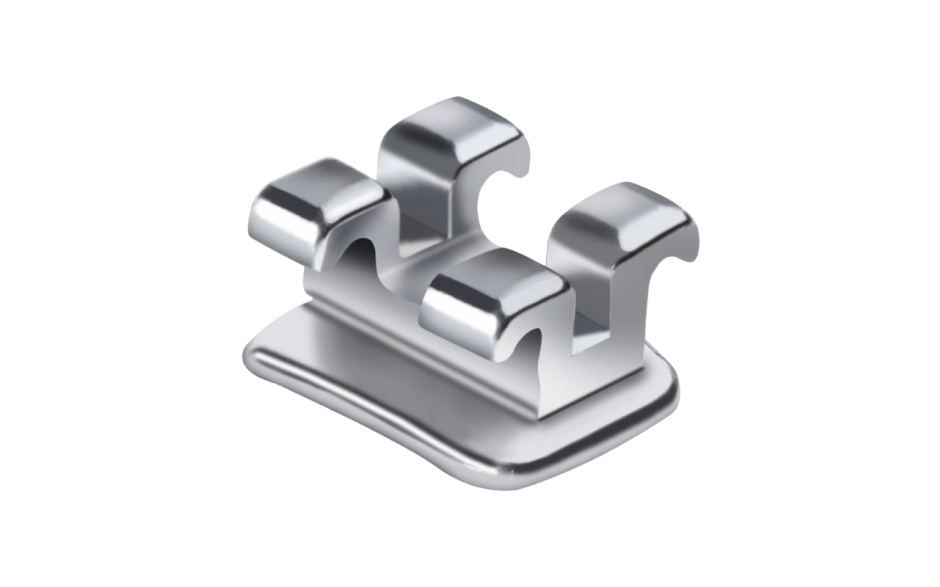 BRACKET METAL EDGEWISE CAS